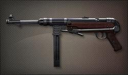 SMG MP40