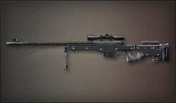 Weapon Sniper AWM