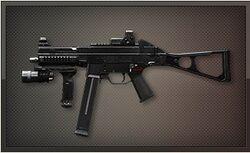 UMP45 Mod 0