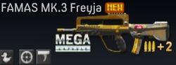 FAMAS MK.3 Freyja