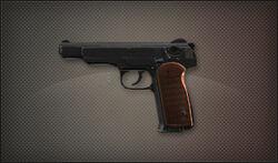 Pistol stechkin