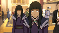 Desna and Eska in Republic City