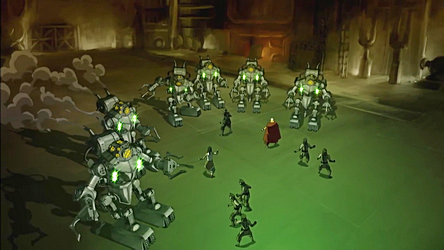File:Mecha tanks attack in the factory.png