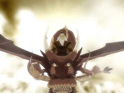 Roku rides Fang