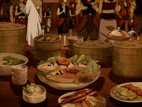 Fire Nation food