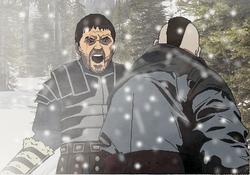 Hotaru vs Bandit