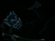 Blue Spirit sneaks