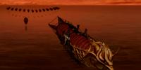 Ozai's personal airship