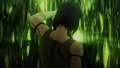Korra pushes vines aside.png