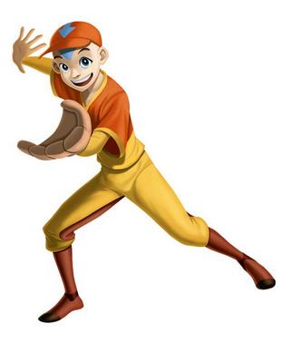 File:Aang - Nicktoons MLB official artwork.png