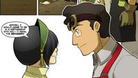 Toph and Satoru