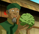 Cabbage merchant