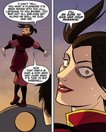 Azula about to jump