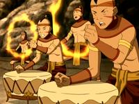 Sun Warrior chanters