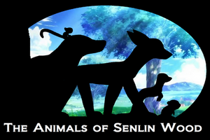 Animals of Senlin Wood logo