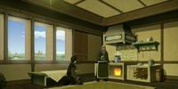 Iroh and Zuko's apartment