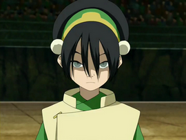 Toph joven