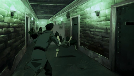 File:Mako and Bolin battle the Dai Li.png