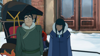 Bolin relieved
