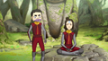 Annoyed Meelo and Jinora.png