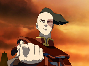 Zuko finds necklace