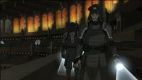 Metalbending Police Force arena