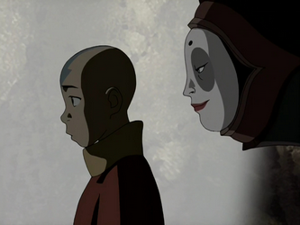 File:Aang and Koh.png
