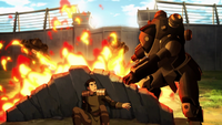Bolin cornered