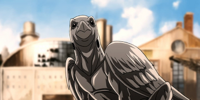 Lizard crow