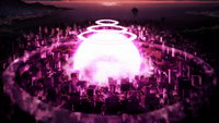 Explosion in Republic City
