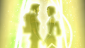 Asami and Korra holding hands.png