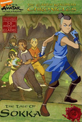 The Tale of Sokka cover
