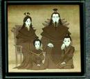 Familia Real de la Nación del Fuego