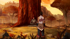 Korra and Zaheer talk