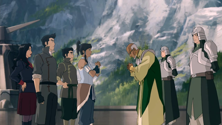 File:Aiwei welcomes Korra and her party.png