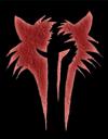 Crimson wolves