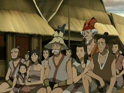 Jang Hui villagers
