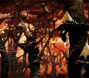 Escondite en la copa de los árboles