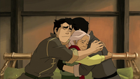 Mako, Bolin, and Yin