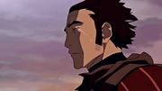 Amon shedding a tear
