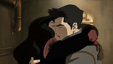 File:Mako and Asami kiss.png