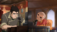 Bolin frustrated with Meelo