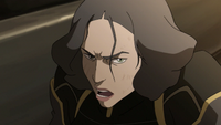 Lin Beifong giving up her identity