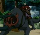 Komodo-Neushoorn