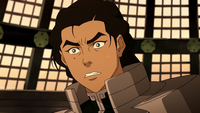 Distressed Kuvira