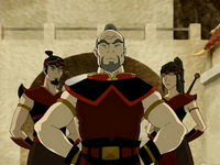 Fire Nation truant officers
