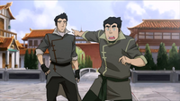 Bolin exposes the queen