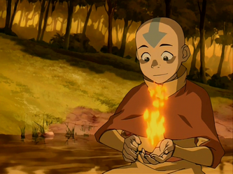 File:Aang firebends for the first time.png