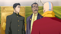 Mako, Raiko, and Tenzin