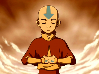 Source: http://vignette2.wikia.nocookie.net/avatar/images/c/ce/Aang_meditates.png/revision/20100924130958